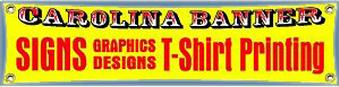 carolina banner