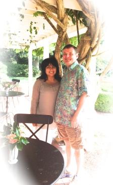 Twenty years of marriage looks like this.