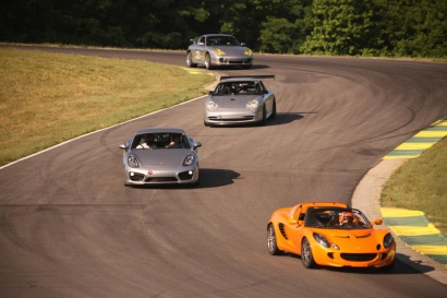 VTechPower generously permitted me to drive his Lotus Elise at VIR.