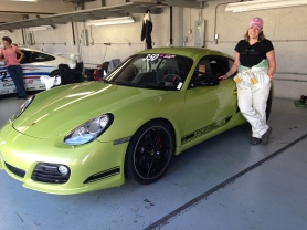 Something about those Peridot Green Cayman R's...