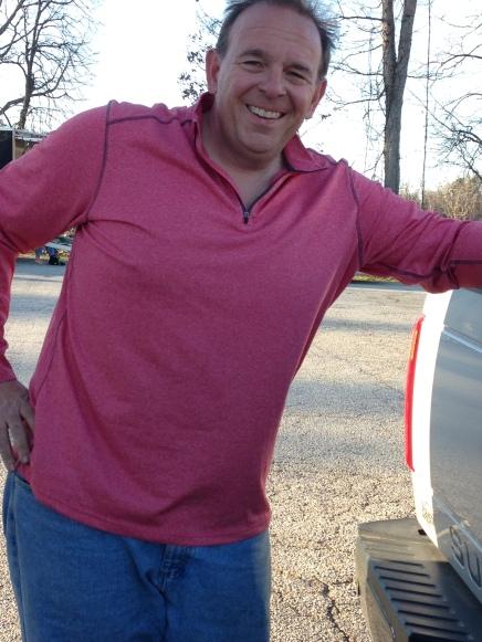 Vince H was a life-saver in more ways than one at Road Atlanta...no wonder they call him V8!