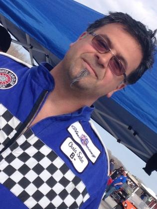 Chris S, Vader, racing again after a 12 year hiatus. SCCA SAARC at Virginia International in March 2016.