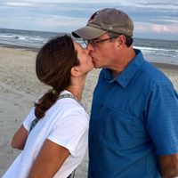 Mike S and his lovely bride are inspiring: marathoners and intrepid collectors!