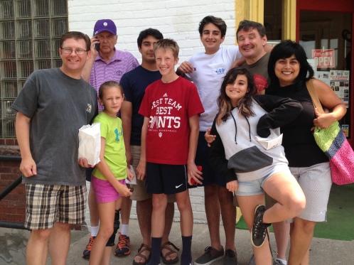 Summer family fun in Goshen, IN